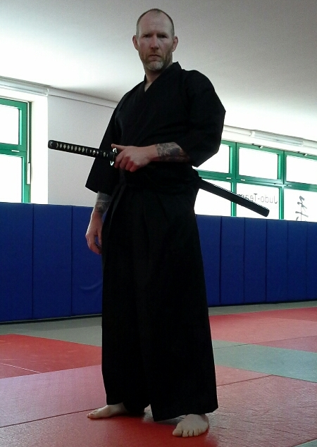 Mike Forster Iaido