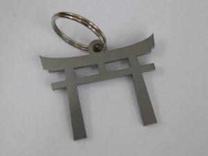Schlüsselanhänger Torii